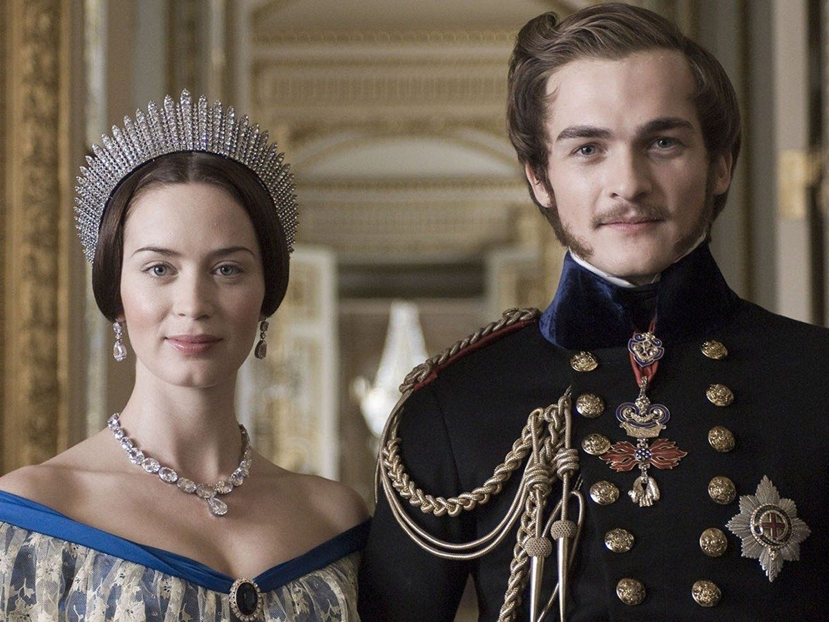 The Young Victoria starring Emily Blunt
