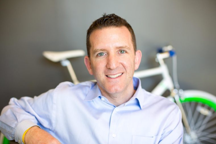Doug Ulman, President & CEO of Pelotonia, is a three-time cancer survivor, globally recognized cancer advocate and one of the country's most dynamic, inspirational young executives.