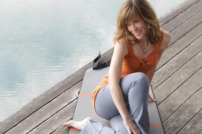 Annie Appleby, Founder and CEO of YogaForce.Com, Three-Time Skin Cancer Survivor and Advocate SpotLighter for The American Academy of Dermatology