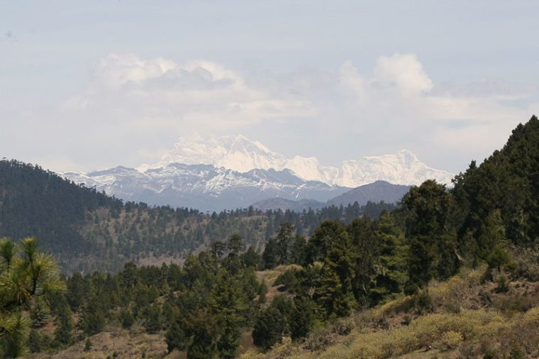 Gangkhar Puensum Largest Unclimbed Mountain