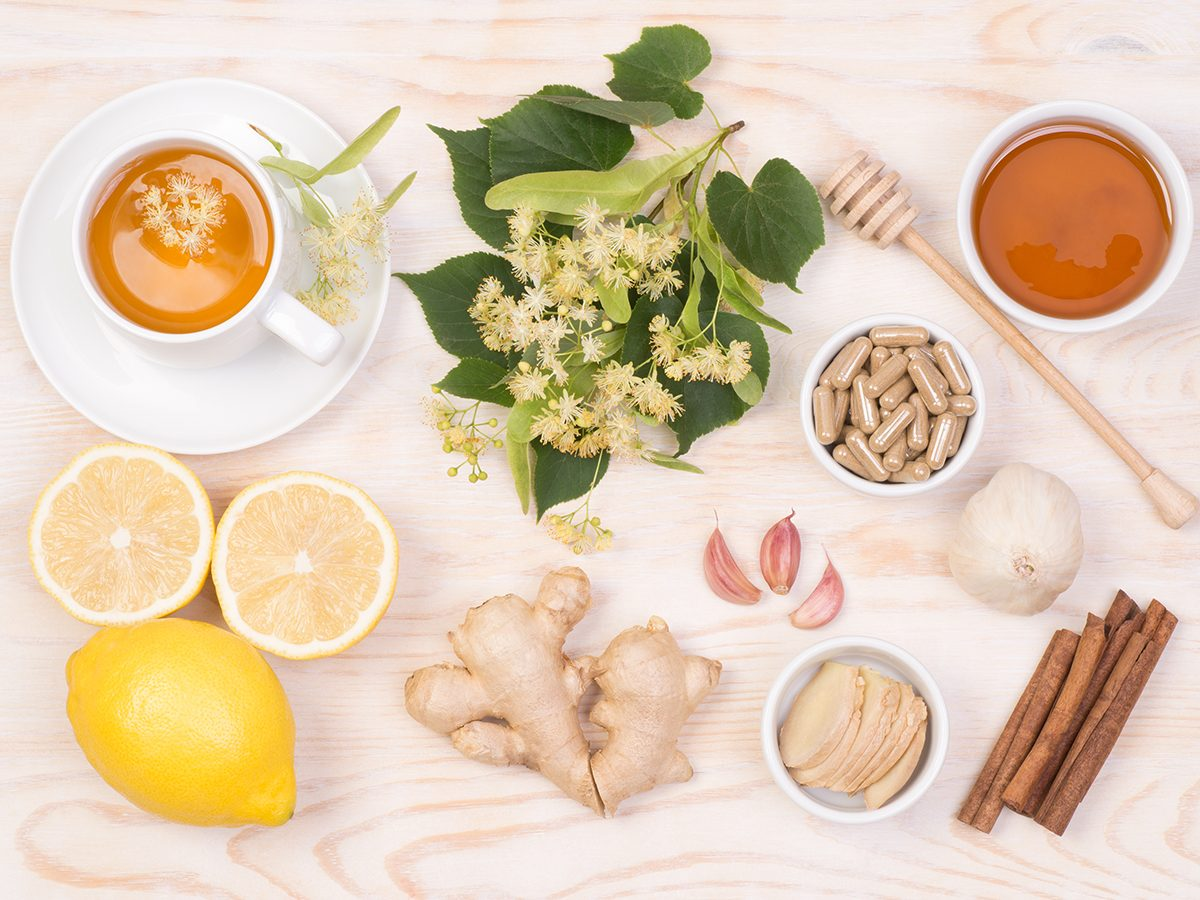 Best natural remedies from Reader's Digest