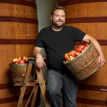 Calgary Cider Maker Brodie Thomas Is on a Mission to Use Every Apple in the City