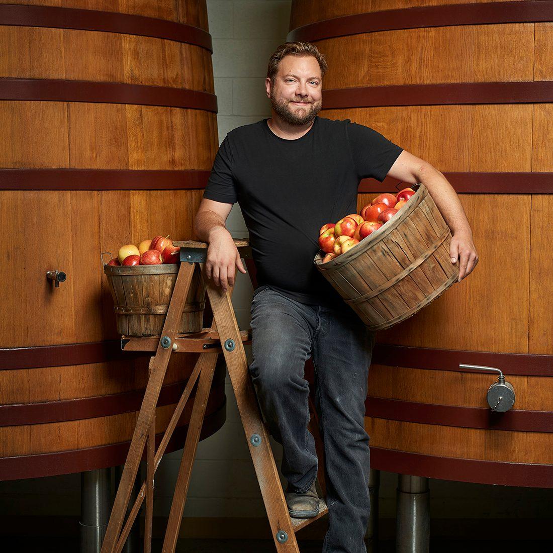 Brodie Thomas, Calgary cider maker