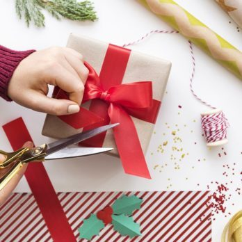 Here's How to Wrap Christmas Presents Like a Pro