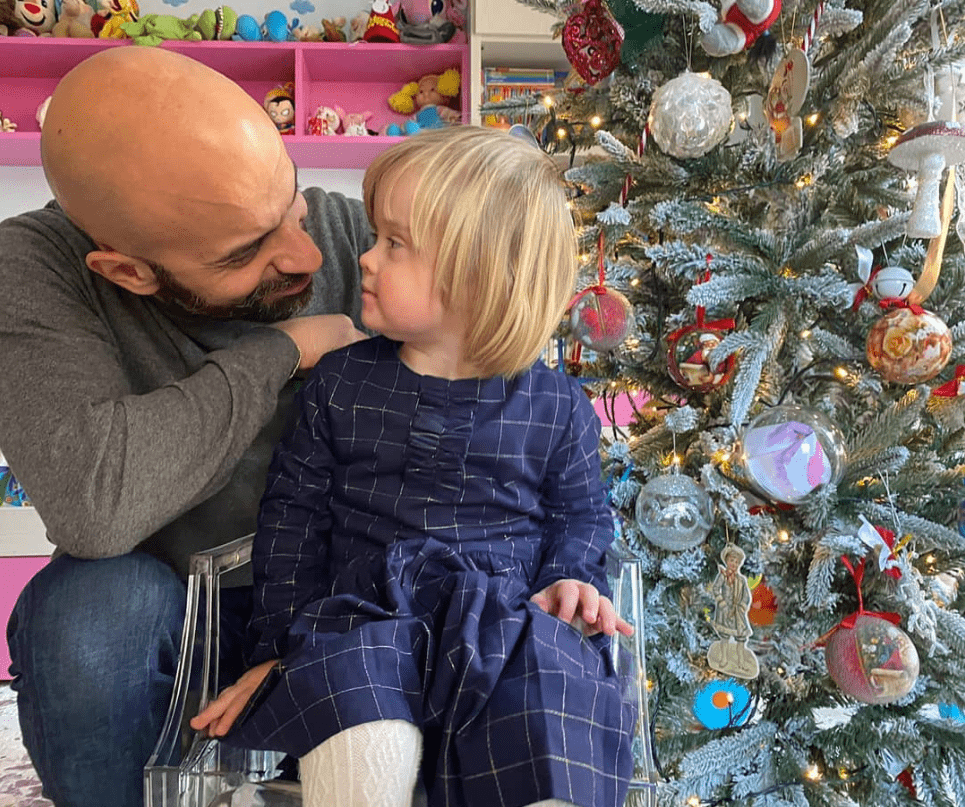 Good News - Italian man adopts baby with down syndrome