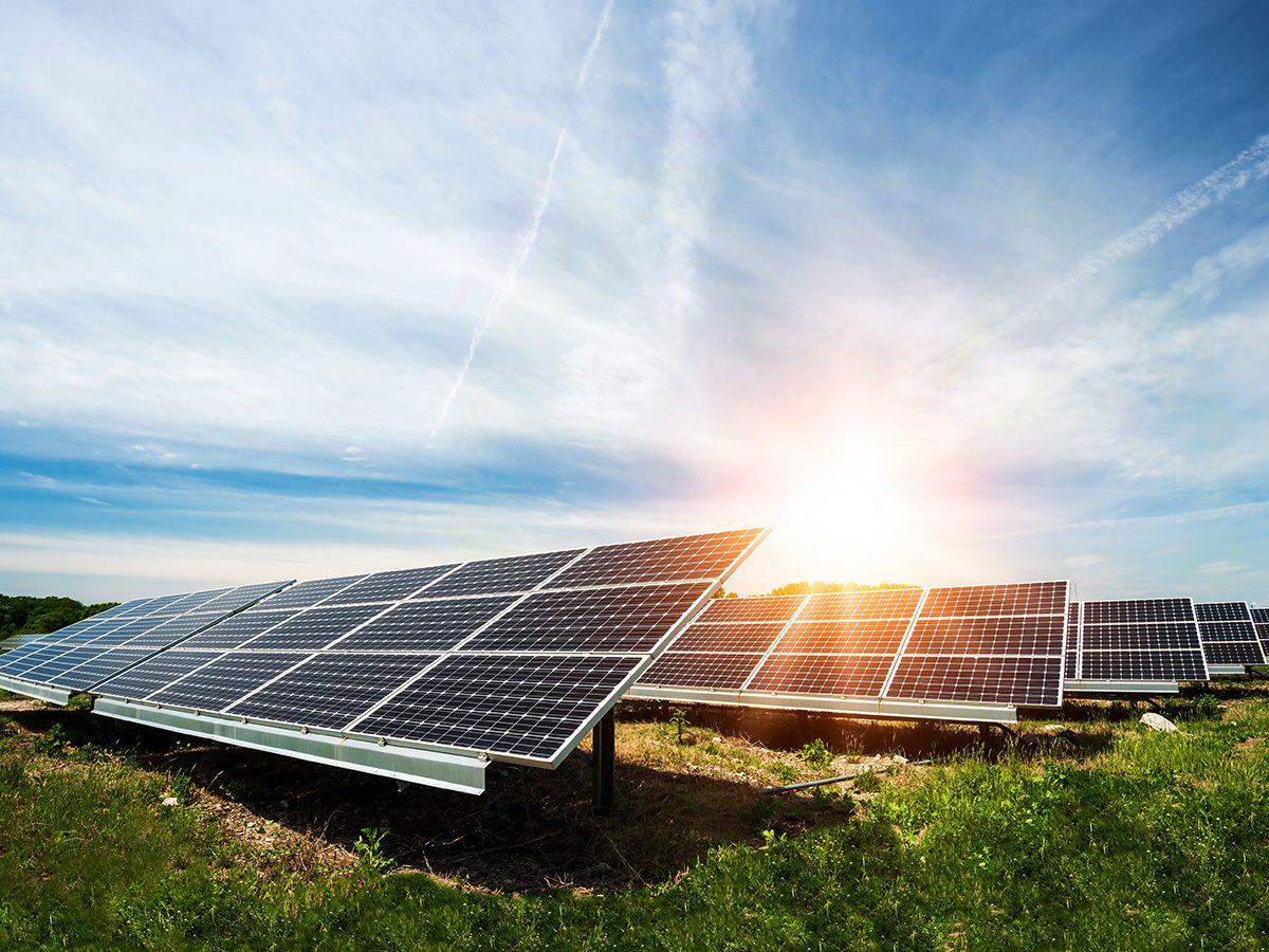 Good news - solar energy innovation