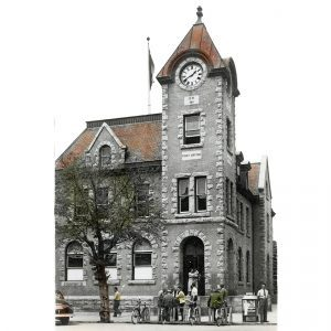 The Gift of Time: Saving the Vernon, B.C., Post Office Clock