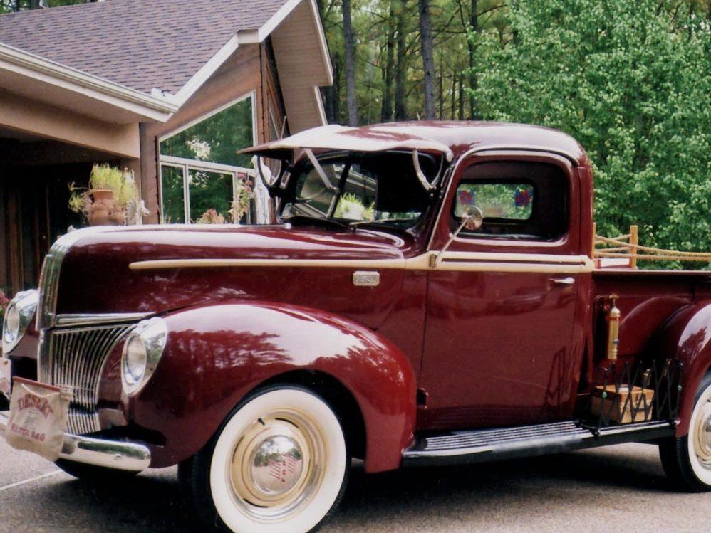 1941 Ford half-ton pickup truck