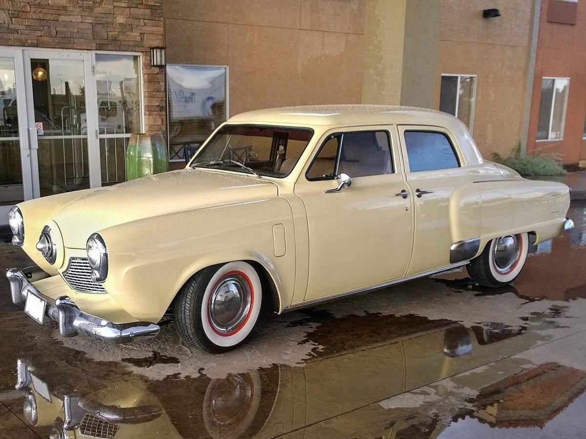 1951 Studebaker Champion Custom