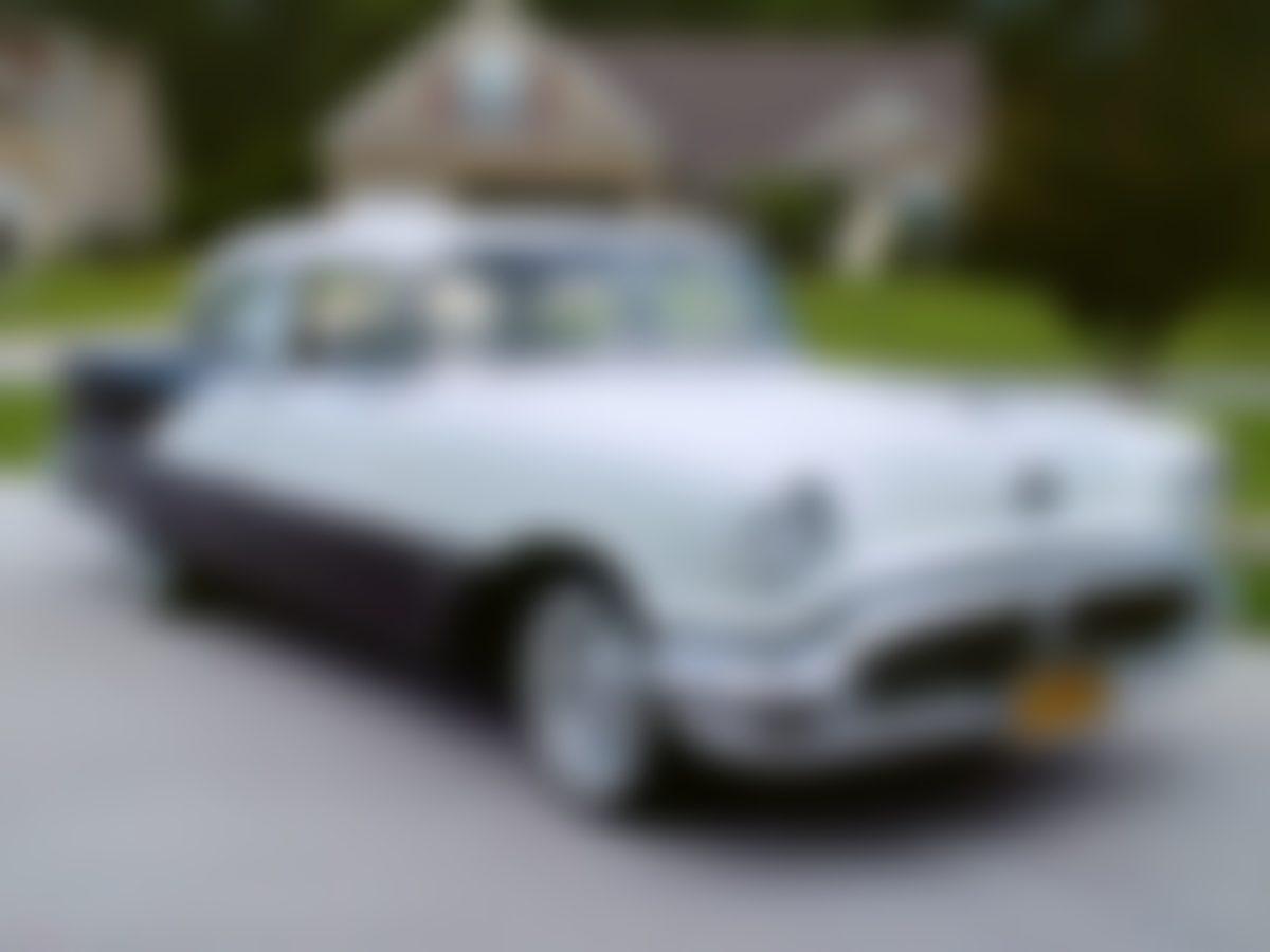1956 Oldsmobile Super 88 sedan