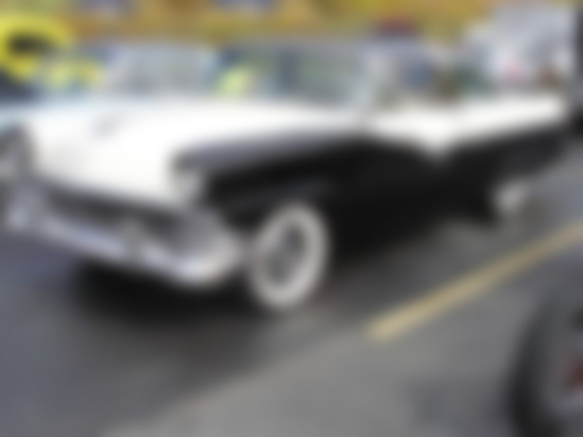 Ford Fairlane, 1956