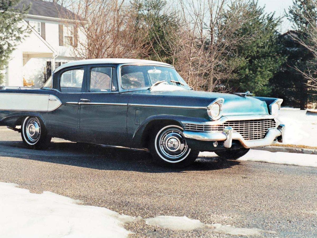1957 Studebaker President