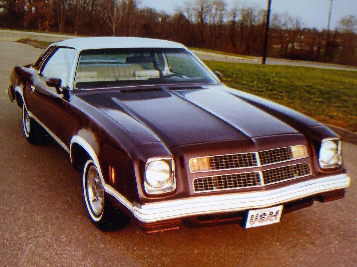 1976 Chevelle Laguna