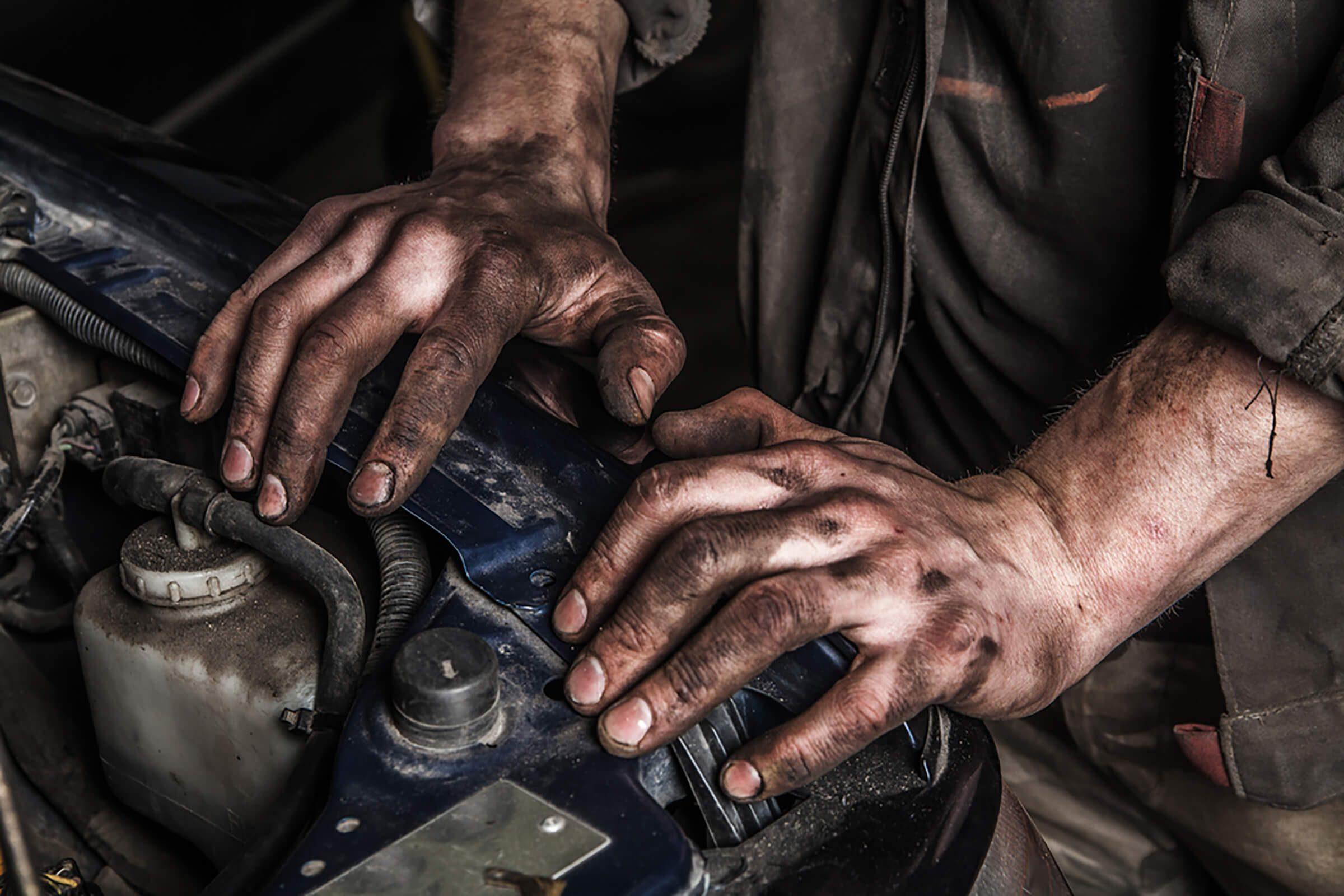 Dirty-Mechanic