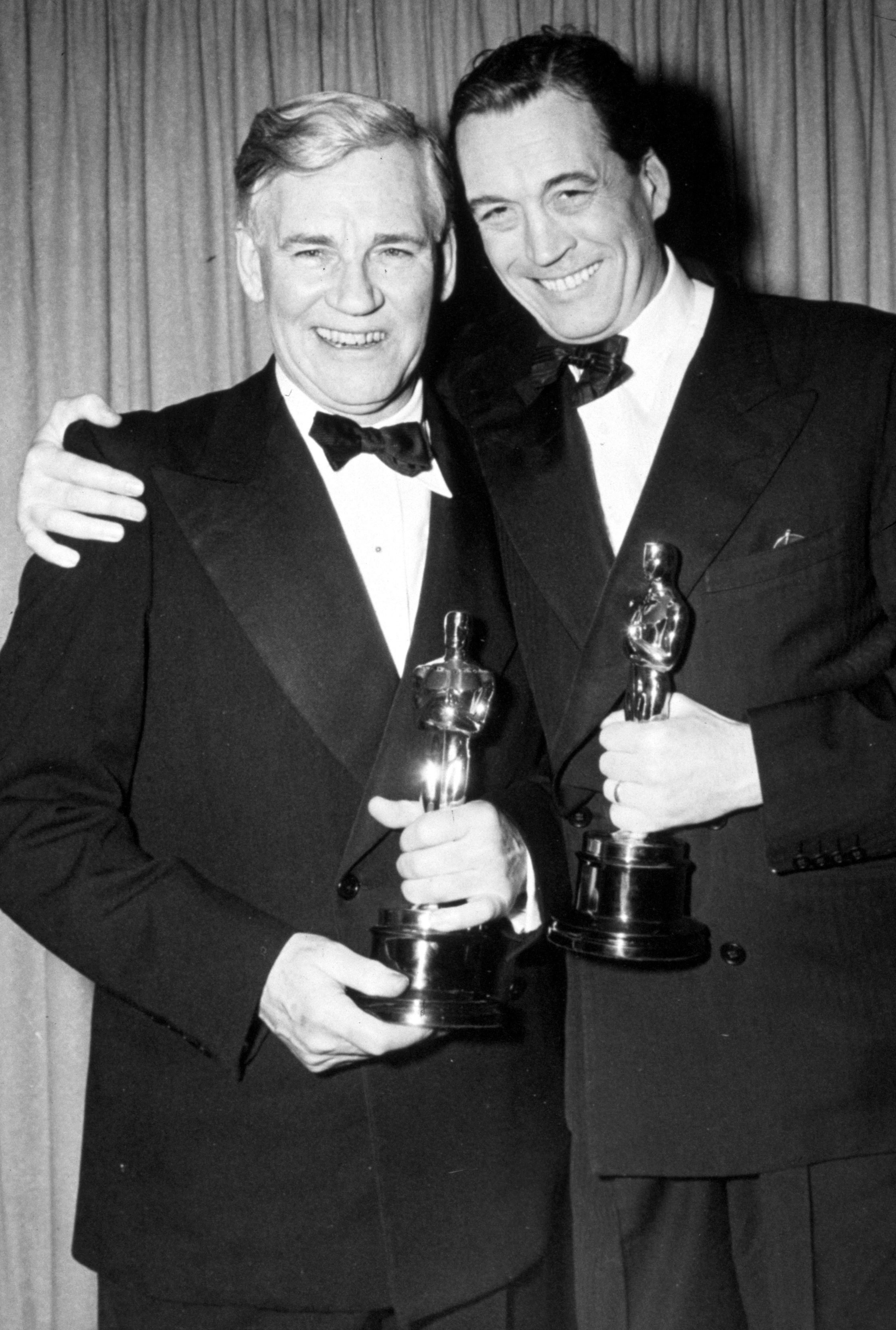 John Huston Walter Huston oscars