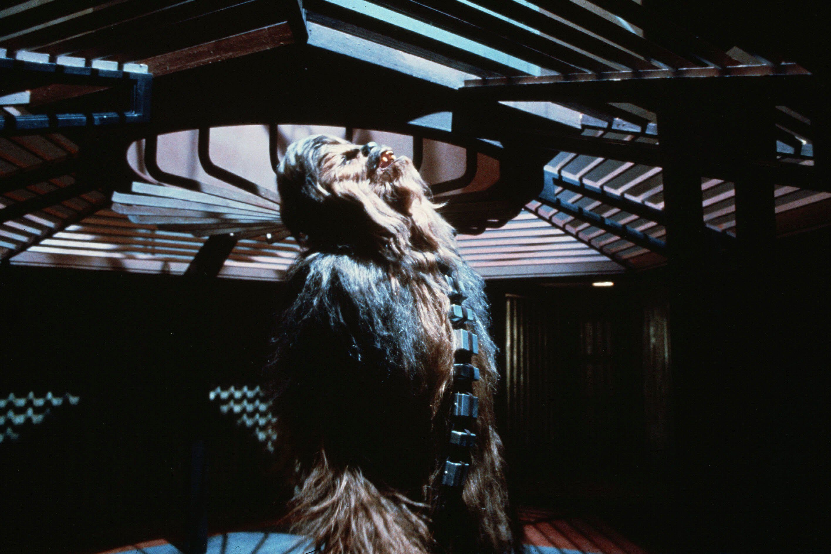Peter Mayhew - Star Wars Episode V - The Empire Strikes Back - 1980