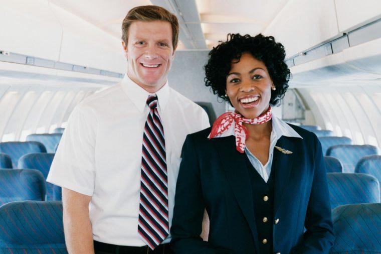 10 Things Flight Attendants Aren't Allowed to Do