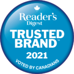 Celebrating Reader's Digest Trusted Brand™ 2021 Winners as Voted by Canadians