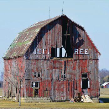 The Abandoned Barns of Southwestern Ontario