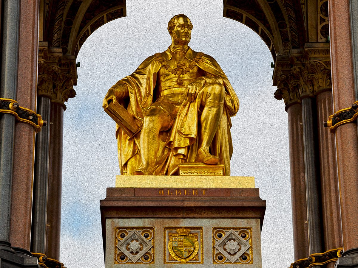 Albert Monument, London