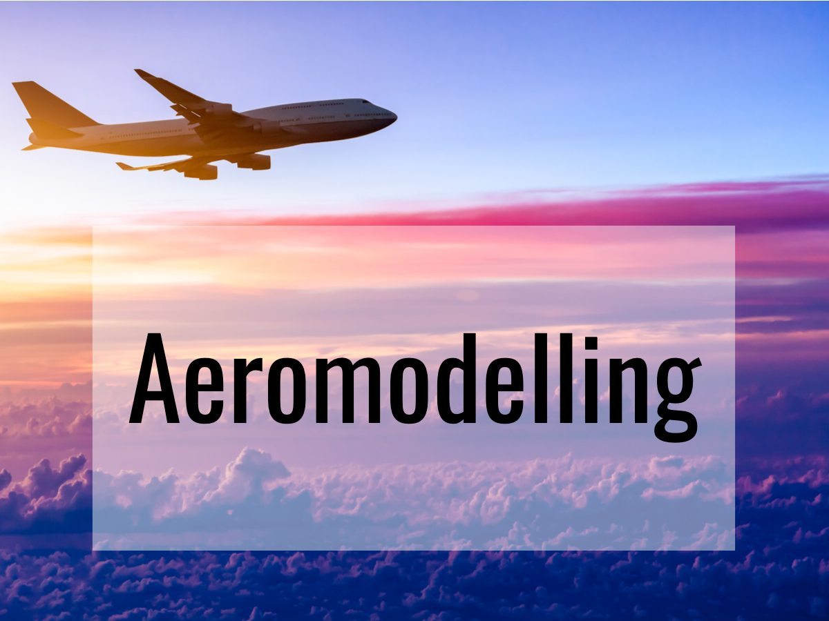 Aviation terms - aeromodelling