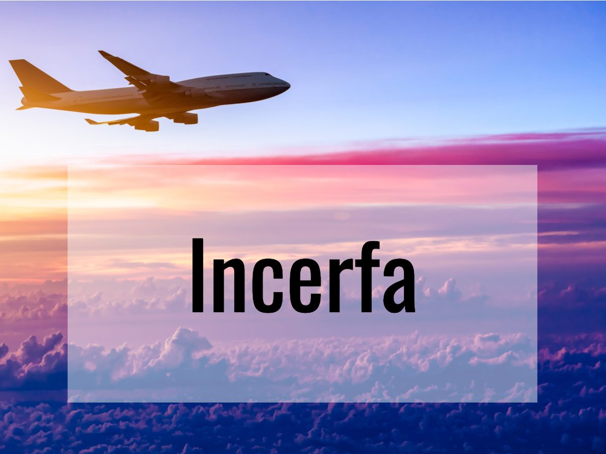 Aviation terms - incerfa