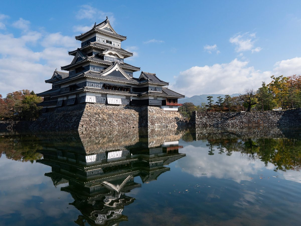 Best places to visit in Japan: Matsumoto Castle in Matsumoto, Japan
