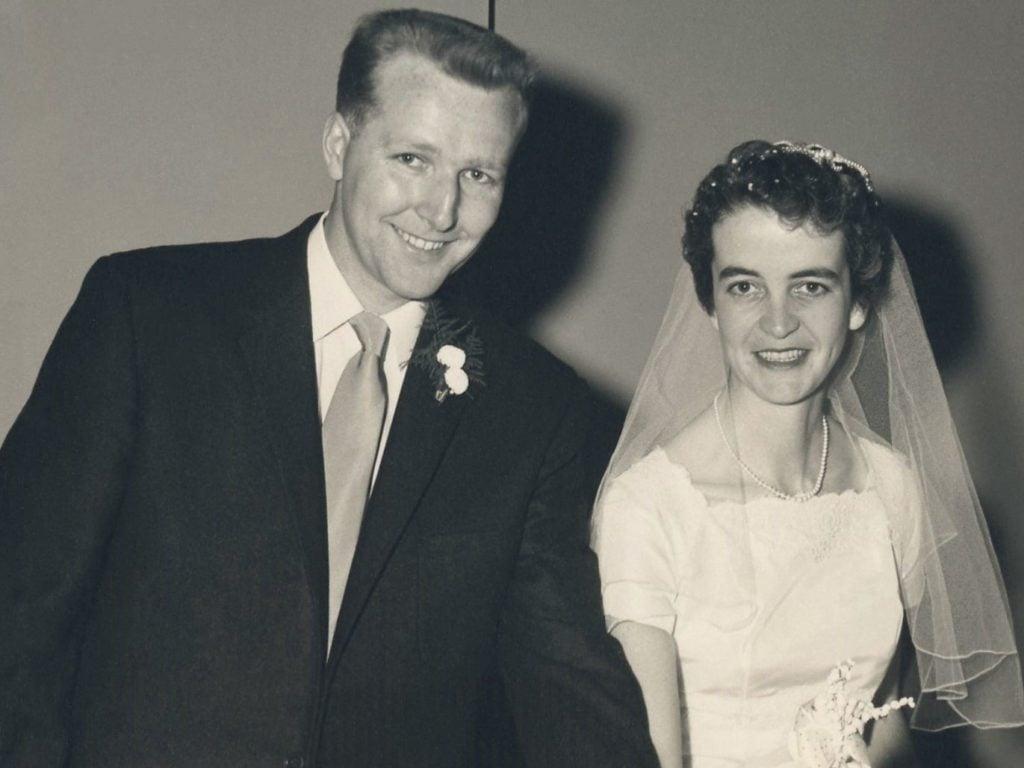 Linda E. Clarke's parents