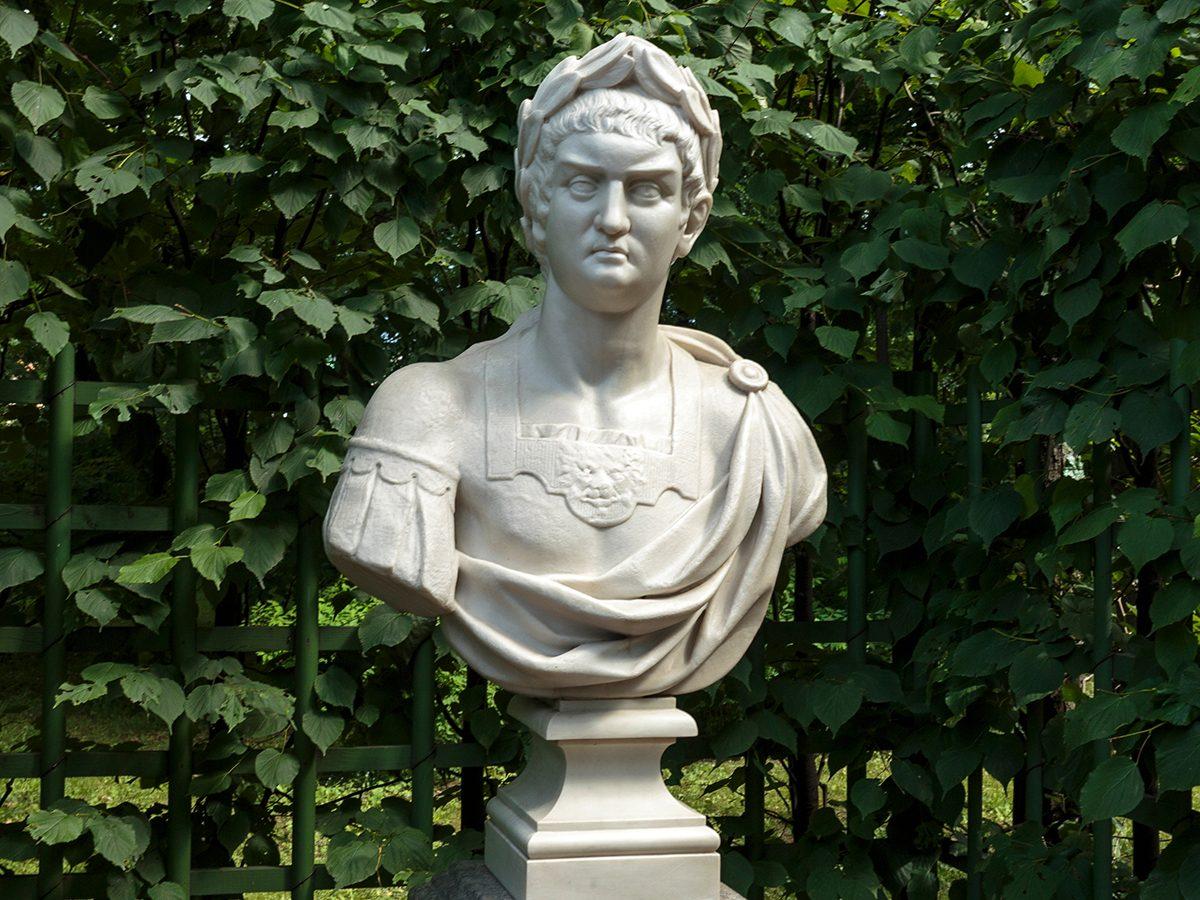 Emperor Nero tyrant