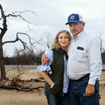 What It's Like to Survive a Fire Tornado