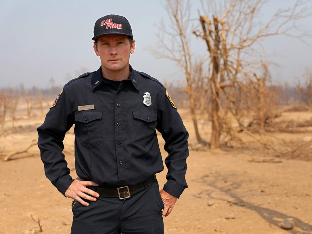 Captain Shawn Raley