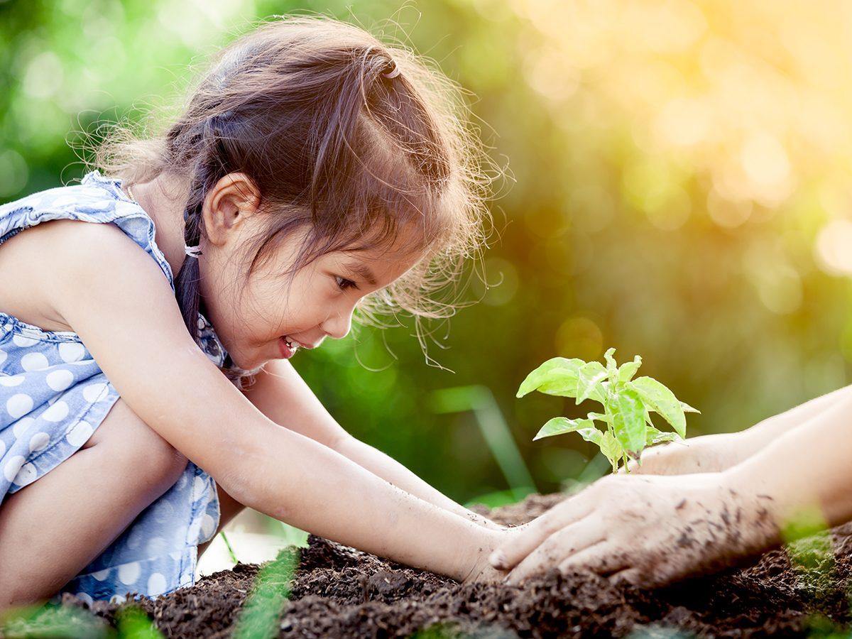 Good news - green living child