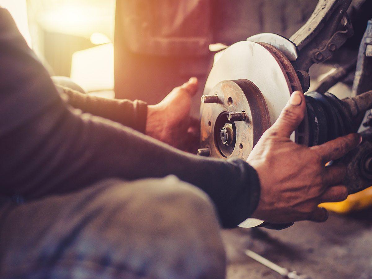 How to improve brake performance - brake job mechanic