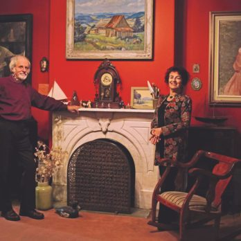How One Montreal Couple is Preserving Canada's Cultural Heritage