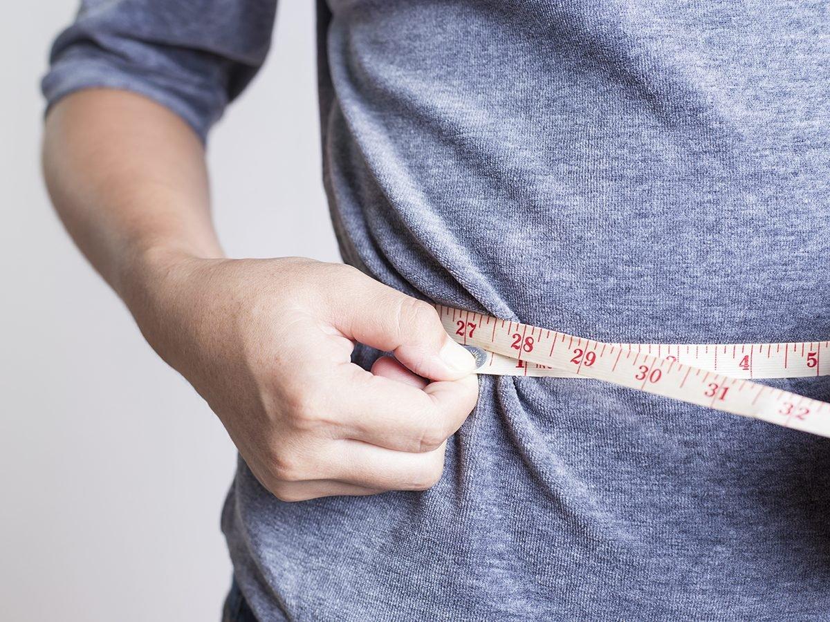 Medical trivia questions - measuring waist