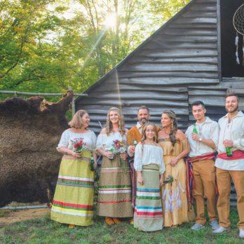 My Traditional Métis Wedding