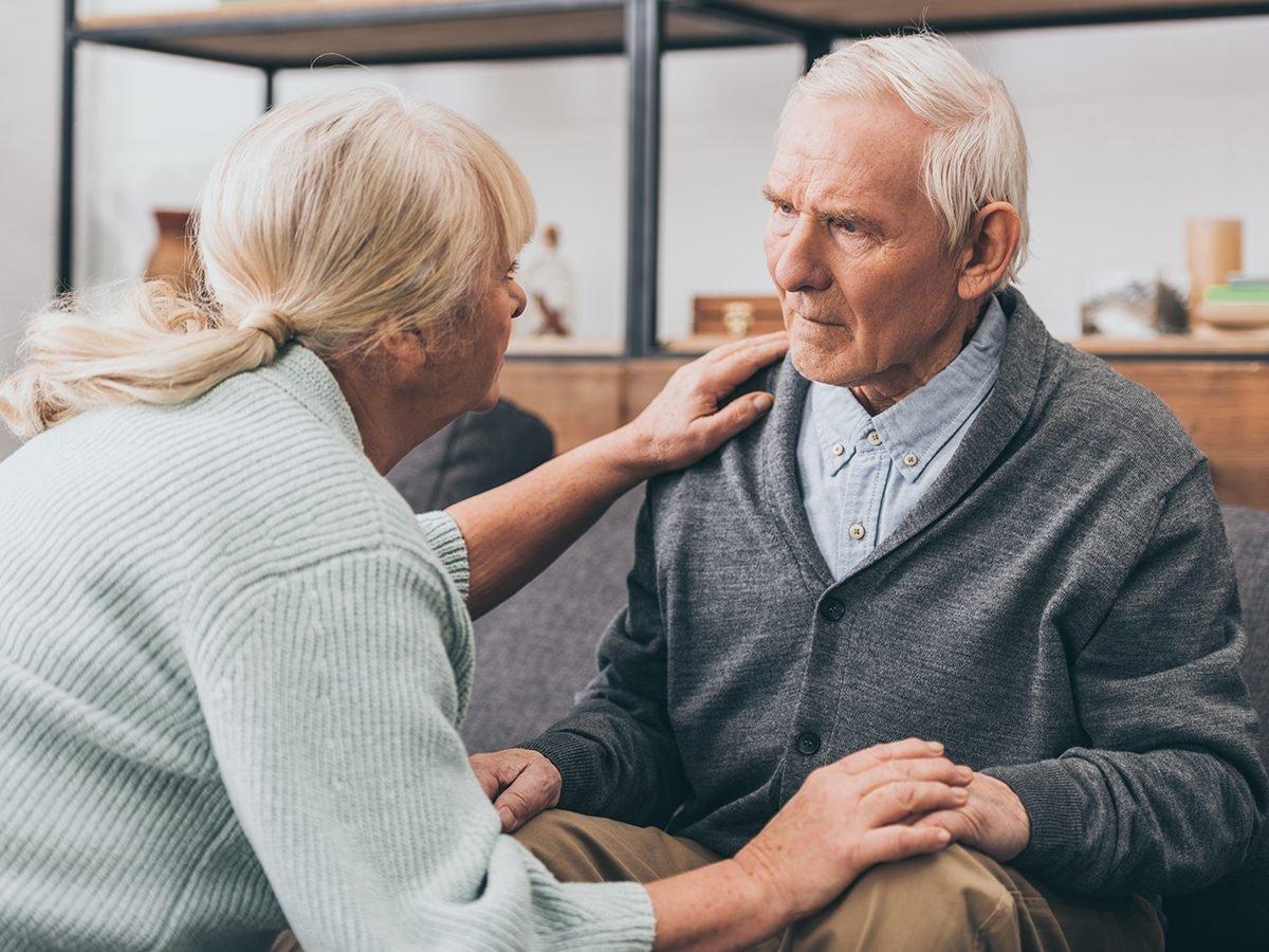 New health studies - dementia related agitation