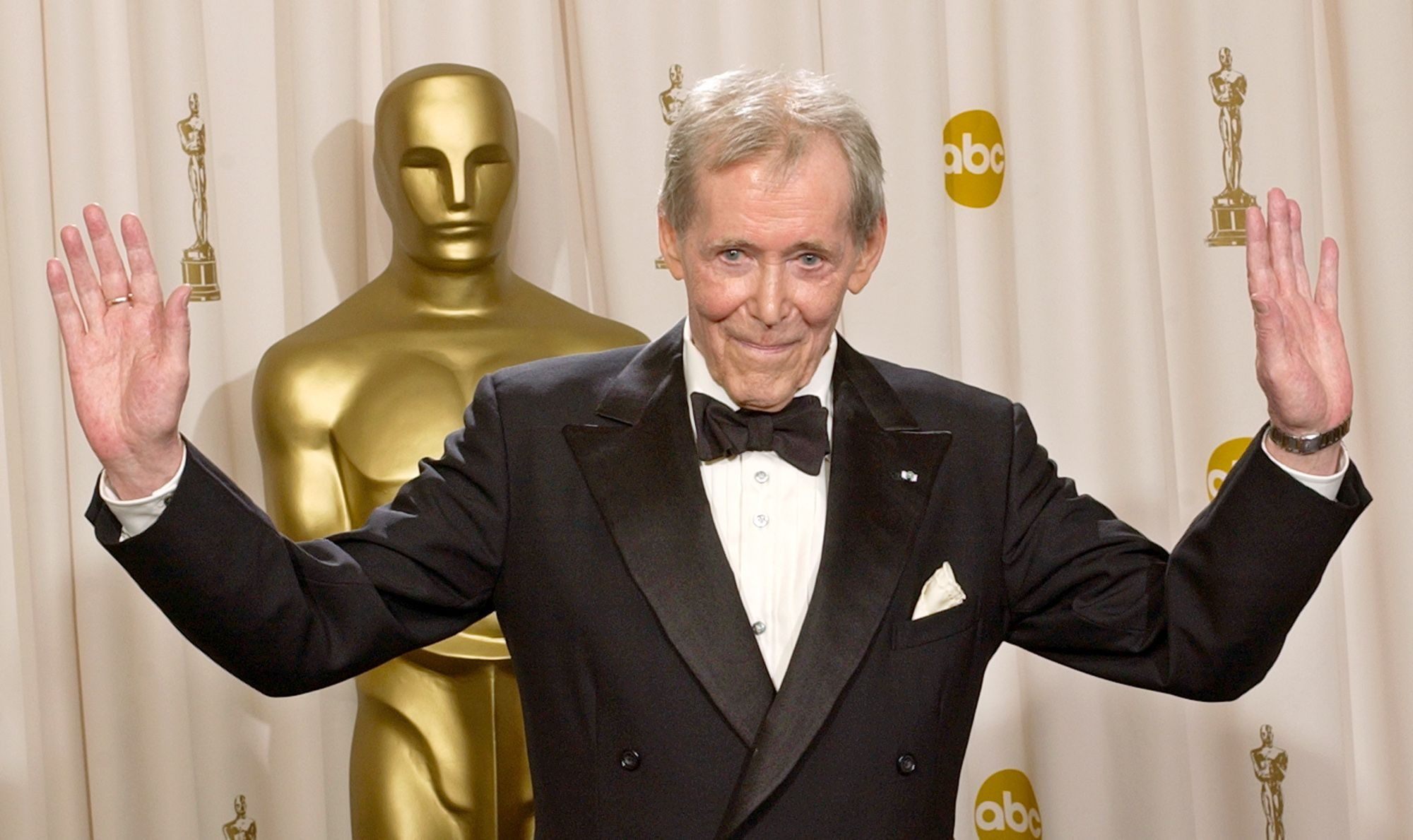Peter O'toole 2003 oscars