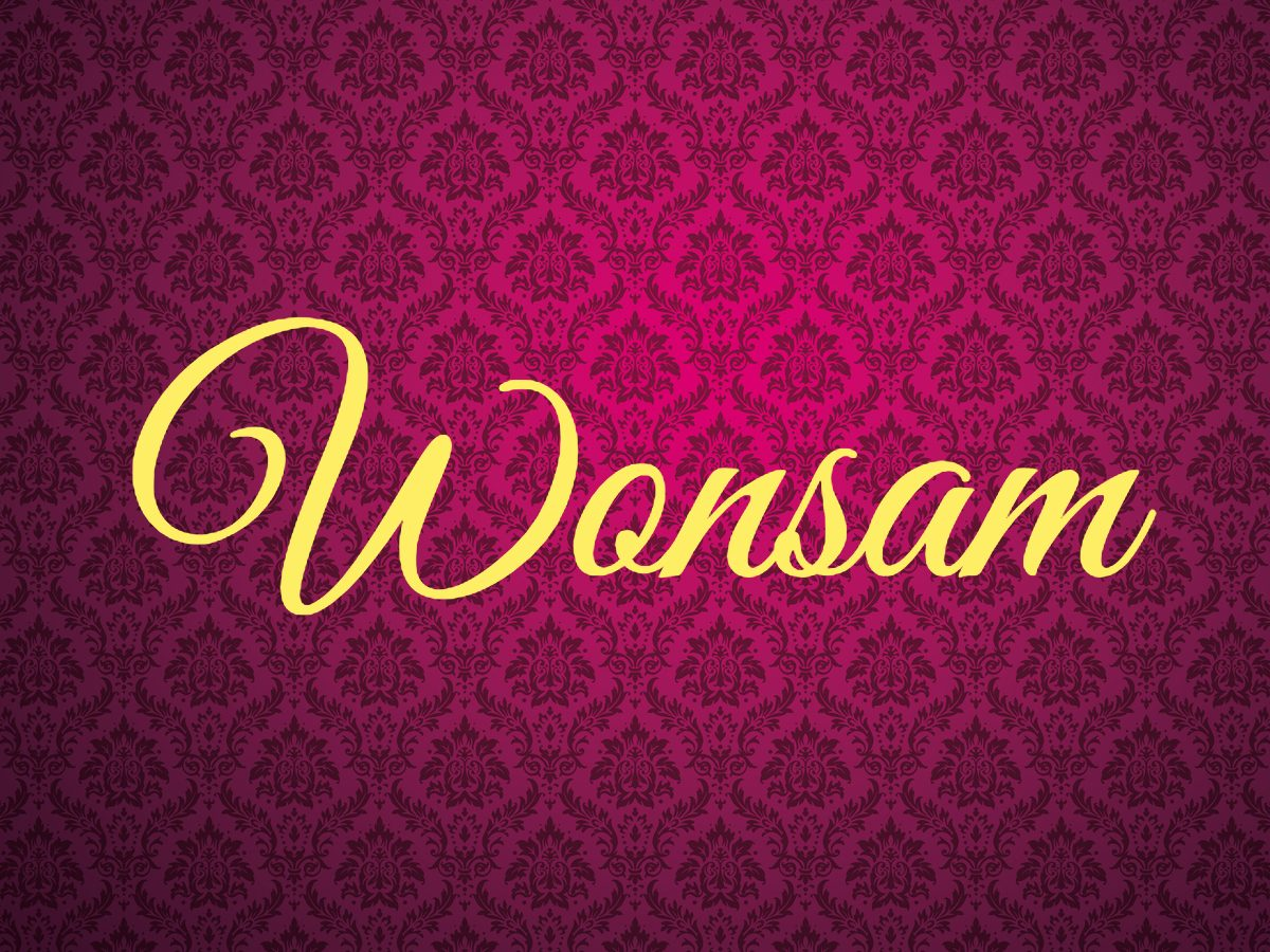 Royal terms - Wonsam