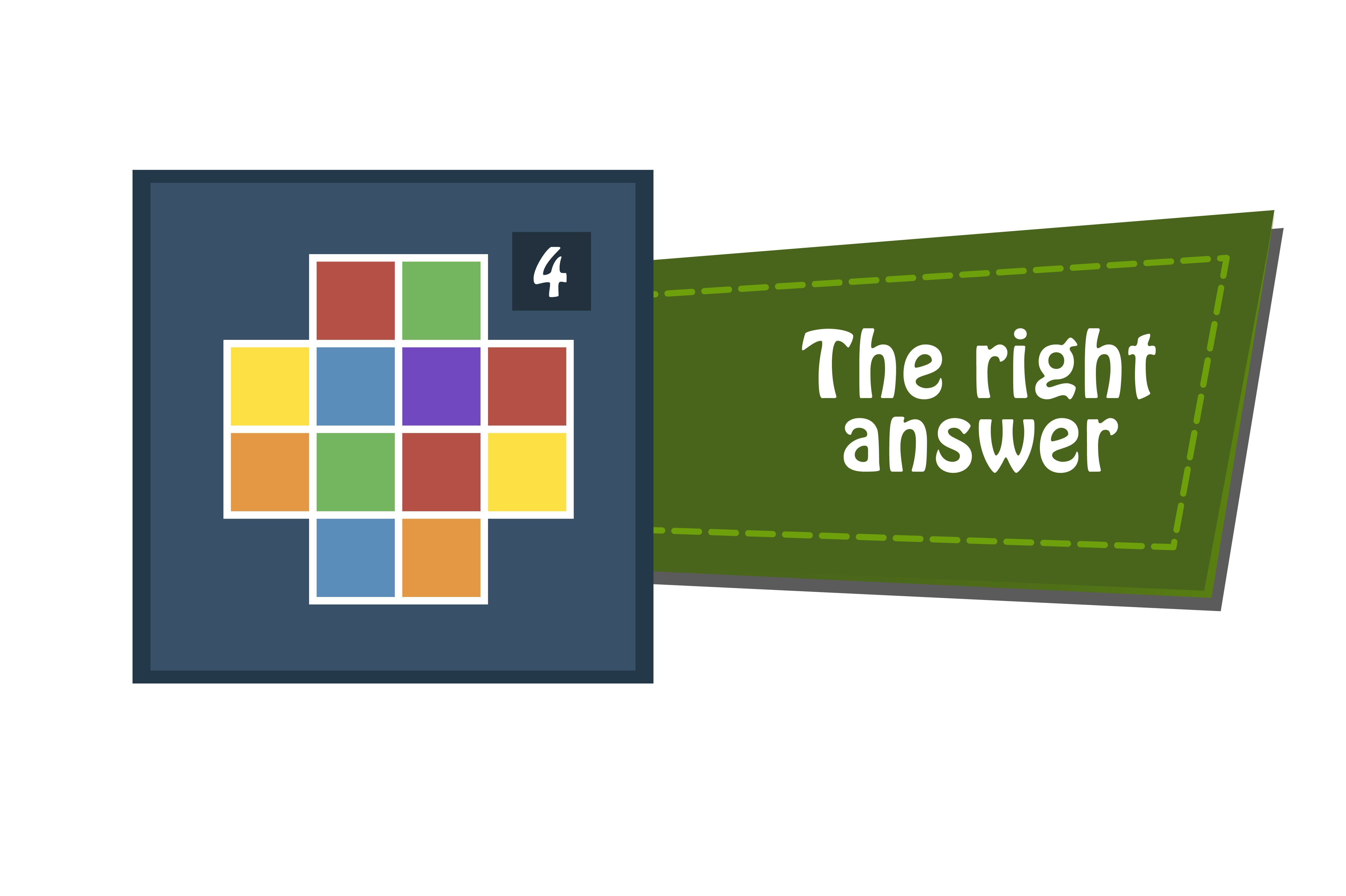 educational game iq for kids and adults development of logic, iq. Task game find 2 idenical shapes