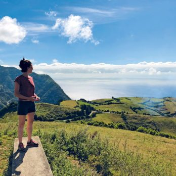 How a Solo Trip to the Azores Helped Me Overcome My Burnout