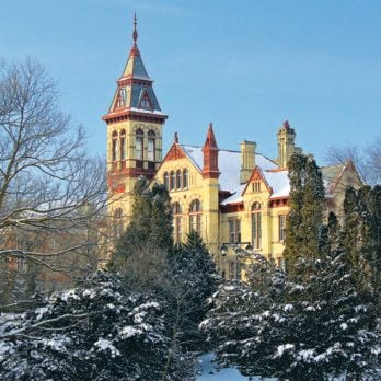 Welcoming Winter in Stratford, Ontario