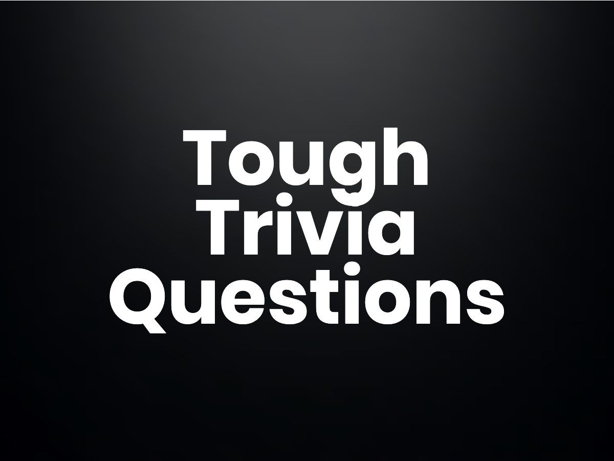 100 Trivia Questions Only Geniuses Will Get Right