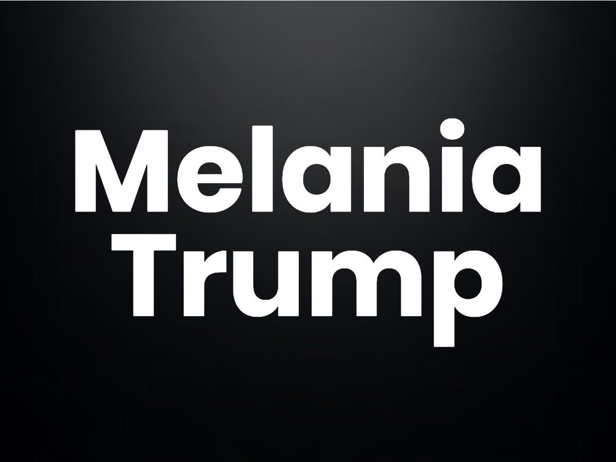 Trivia questions - Melania Trump