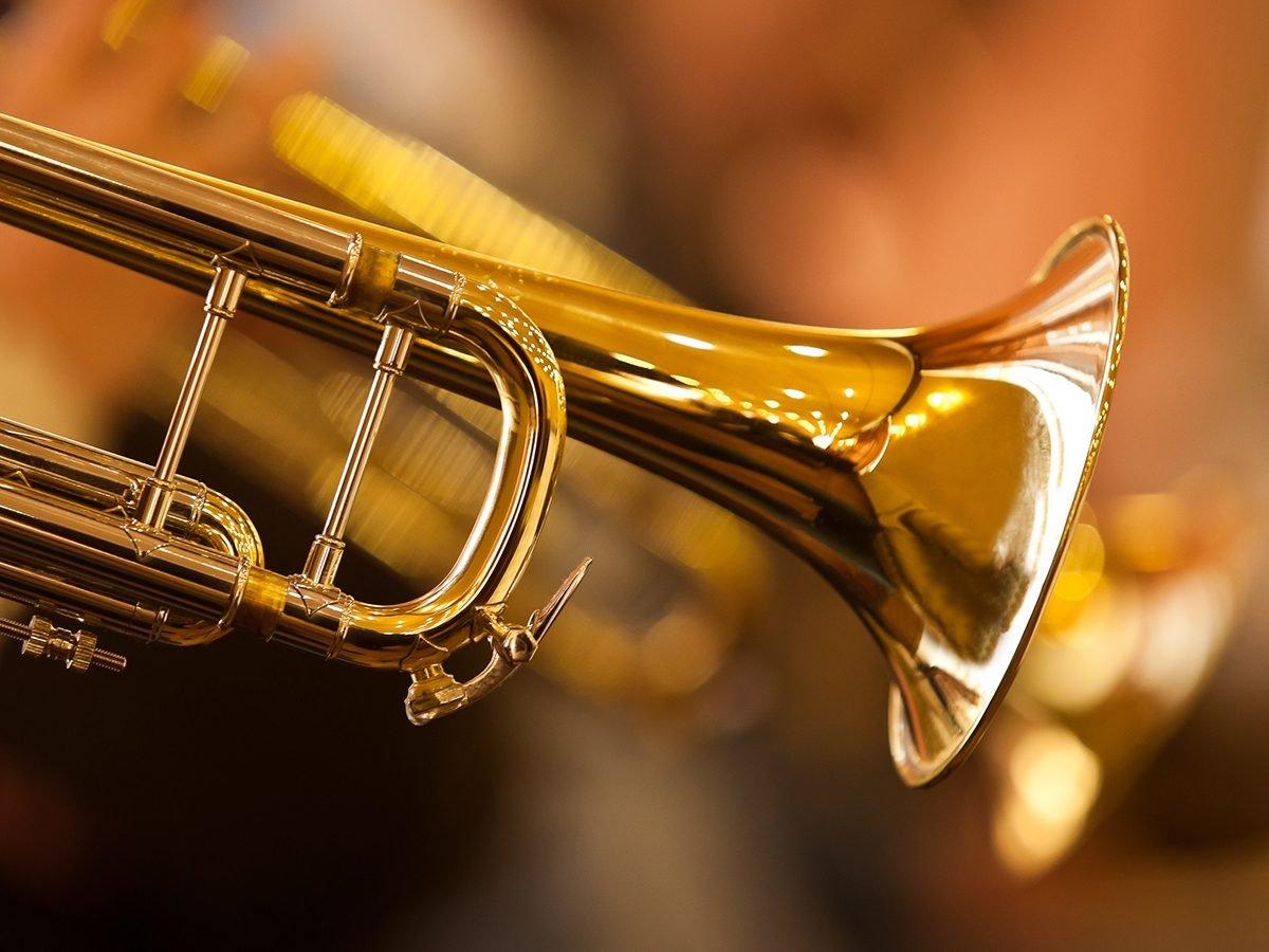 Trumpet fanfare - trumpets