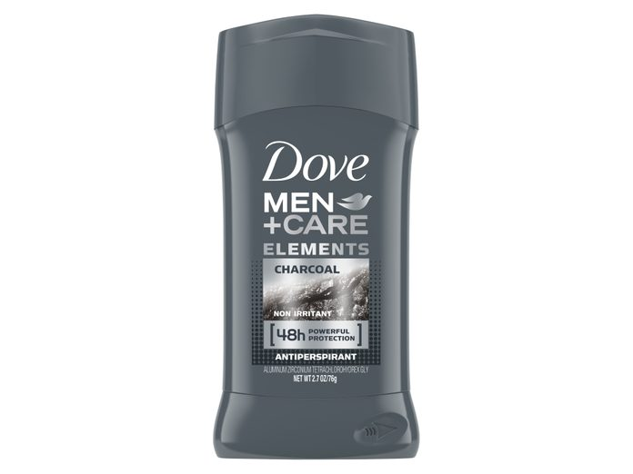 Dove activated charcoal antiperspirant