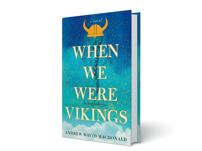 When we were vikings cover