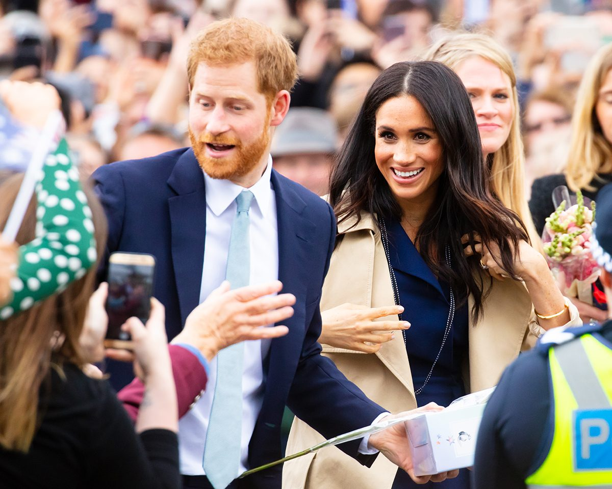 Where will Harry and Meghan live now?