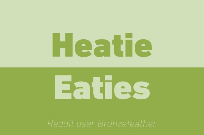 heatie eaties walkie talkie reddit