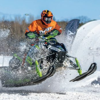 Winter Fun for the Family at the FXR Kawartha Cup Snowcross Race